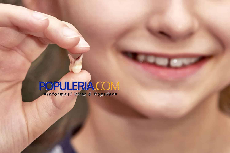 Mimpi gigi copot bisa jadi tanda buruknya kesehatan