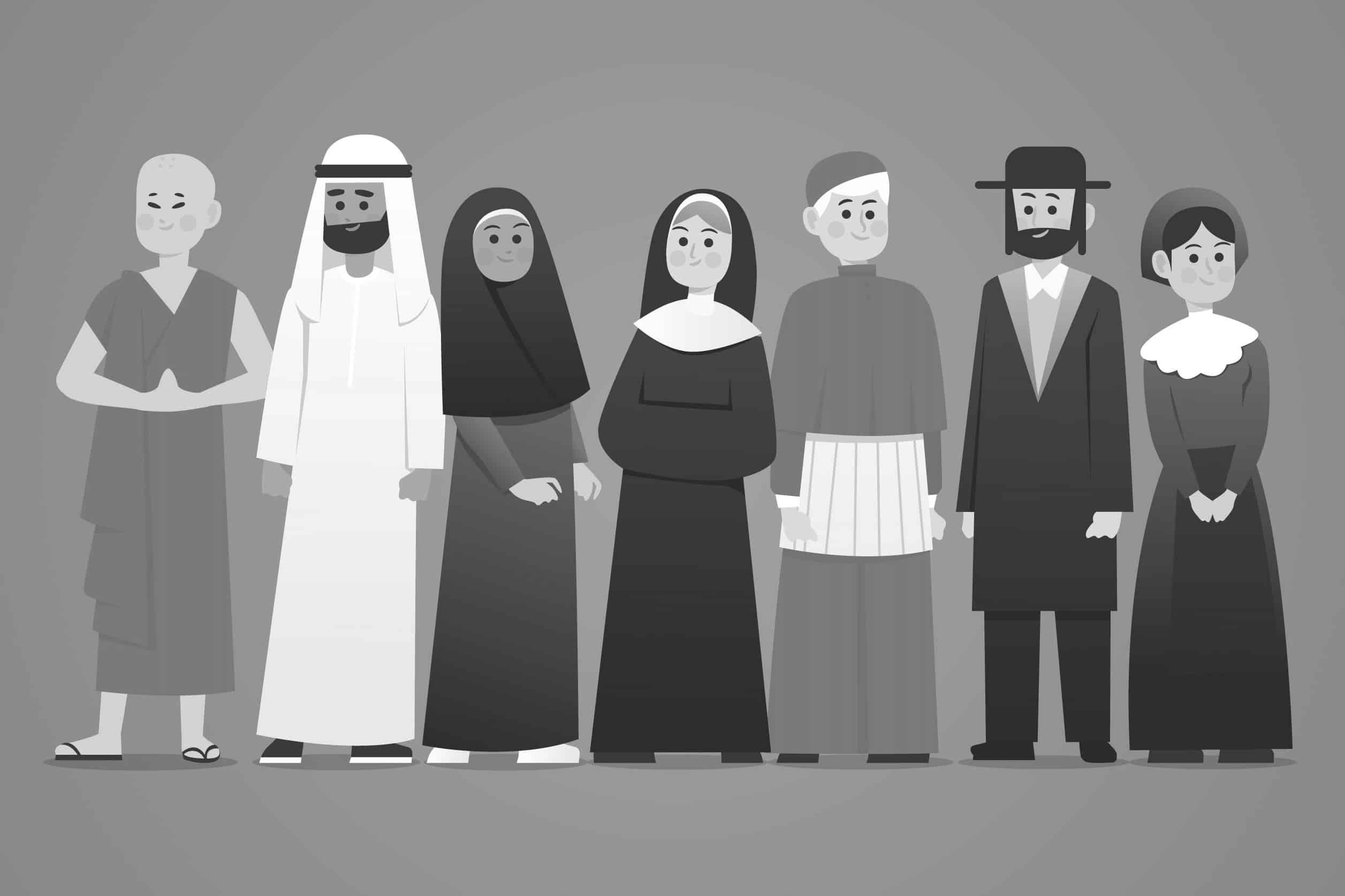 agama indonesia 101 Aneka Slogan Terkini untuk Pendidikan, Motivasi, Kesehatan dan Agama