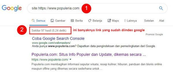 pengertian mesin pencari