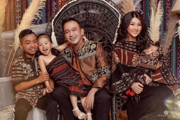 foto keluarga artis