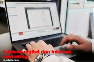 jobdesk digital marketing online