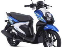 Kredit Yamaha Cilacap DP 950 rban Kredit  590 rban Saja