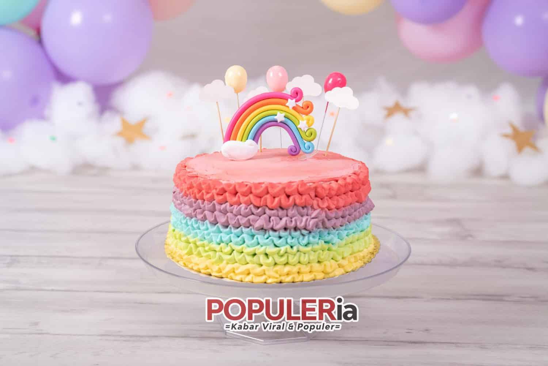 kue ulang tahun anak keren