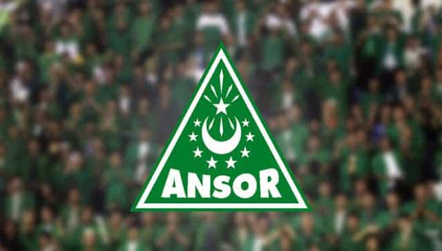 marsansor Lirik Mars GP Ansor yang dinyanyikan oleh Gerakan Pemuda Ansor